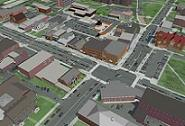 Amherst Center 3D