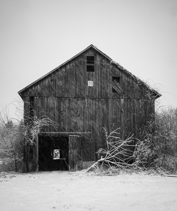 Barn 33, Winter
