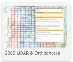 2009 LiDAR and Orthophotos