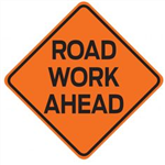 roadworksign