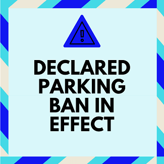 PARKING BAN NEWS ITEM
