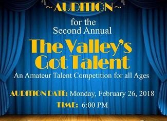 Valley Got Talent Audtions Round 2