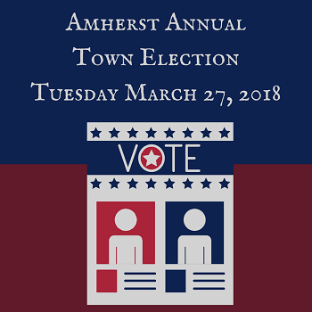 Amherst Annual Town Election News Item