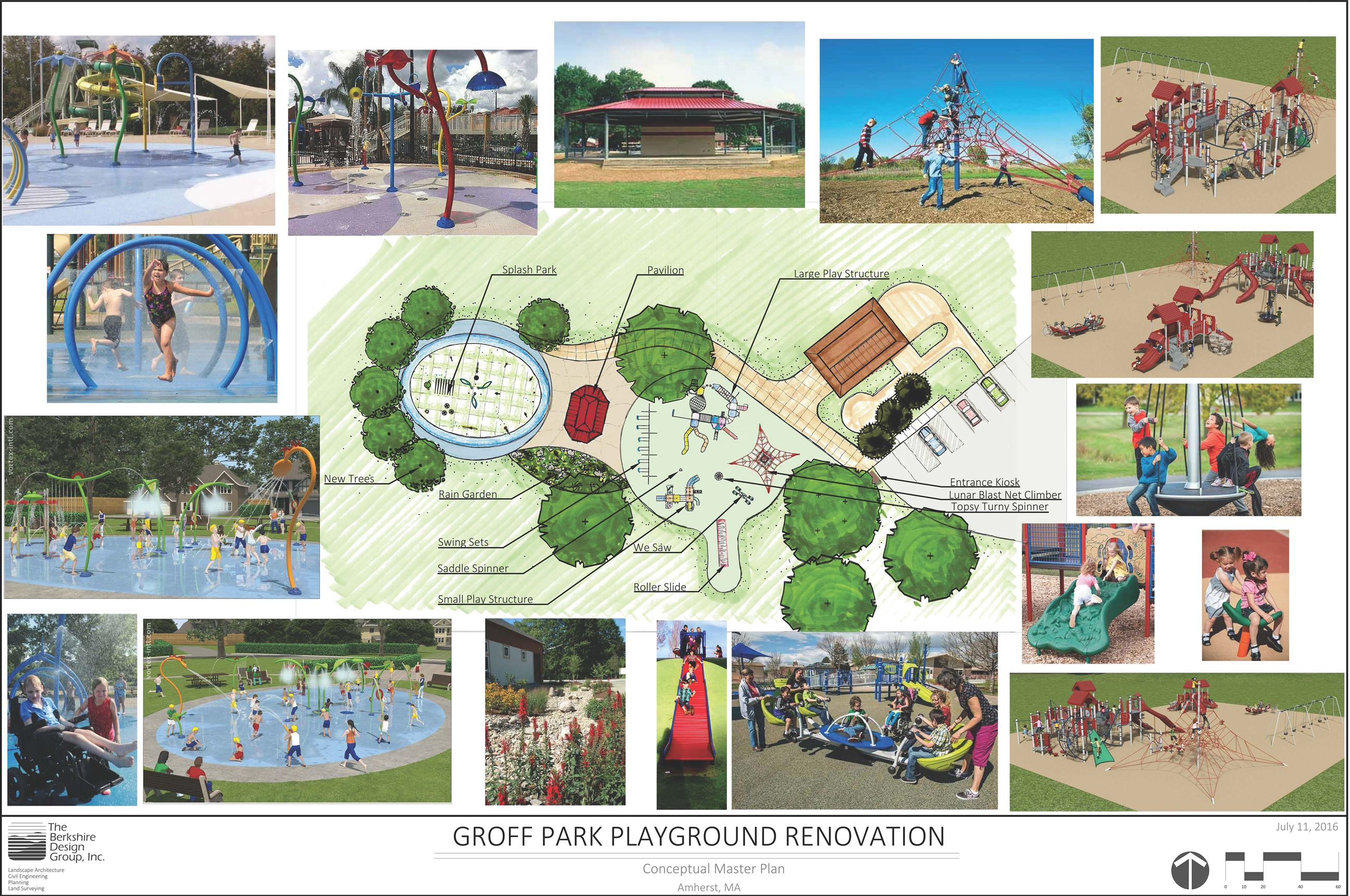Groff Park-Concept Improvements-2016 BDG