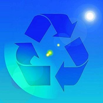 Waste Reduction Article Recycle Symbol