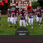 Amherst Hurricanes Community night_news