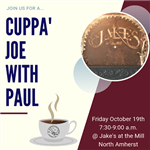 Cuppa Joe October News