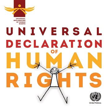 Universal Declaration of Human Rights Logo