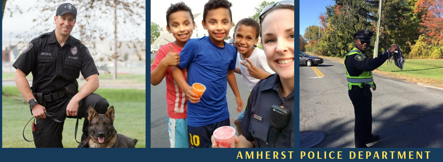 Police | Amherst, MA - Official Website