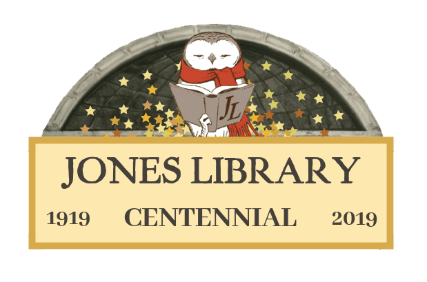 Jones Centennial logo