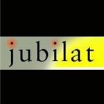 jubilat - square with black background (002)