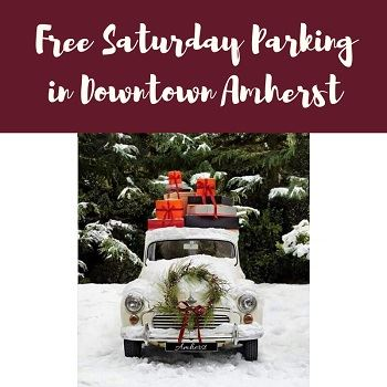 Free Holiday Saturday Parking_News