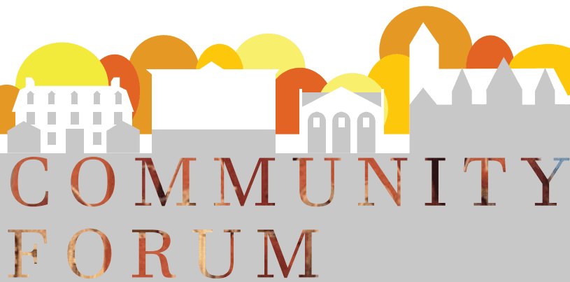 Community Forum Fall Full