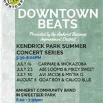 Downtown Beats 2015