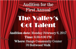 The Valley's Got Talent