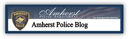 Amherst Police Blog