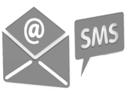 Email and SMS