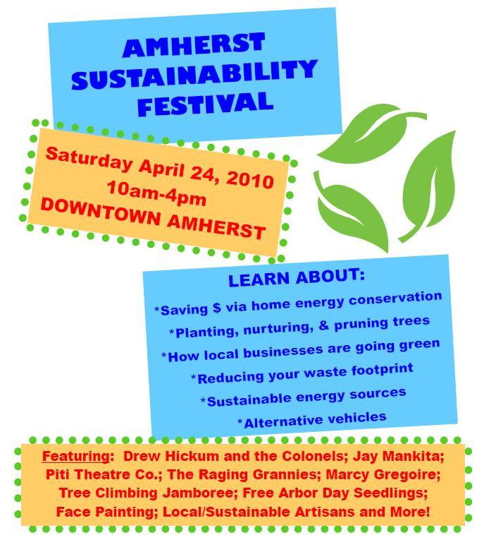 Amherst Sustainabilty Festival